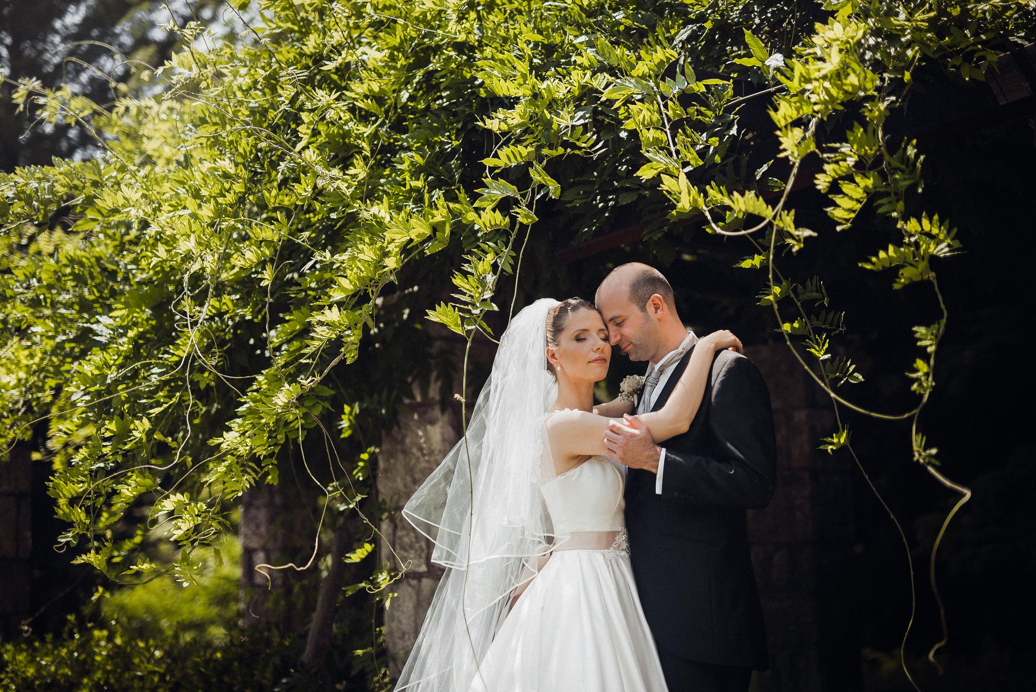 svadba, bratislava, botanická záhrada, závoj, nevesta, Taliansko