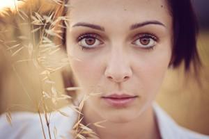 beauty, detail, pohľad, brown eyes, hnedé oči